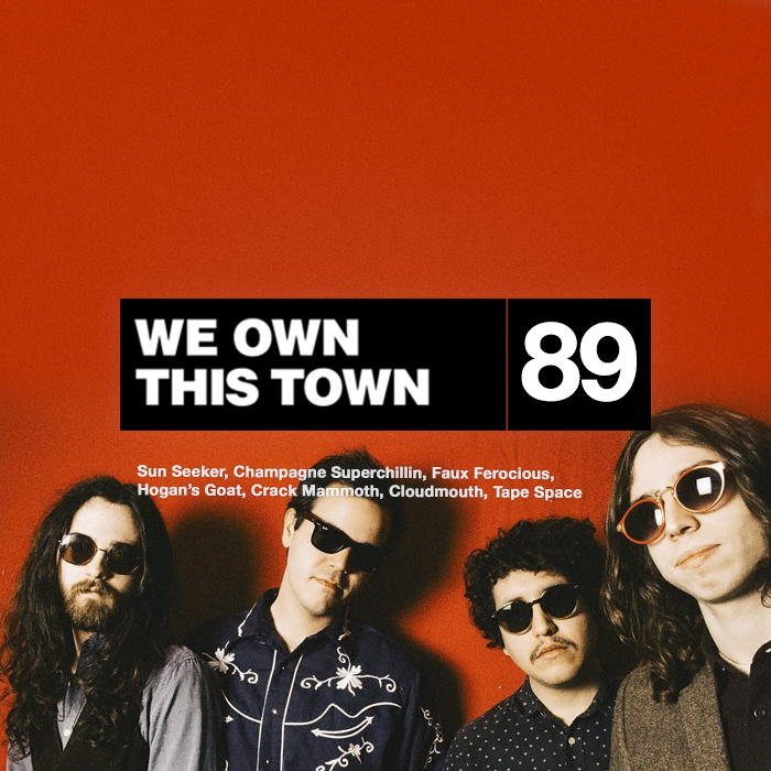 We Own This Town: Volume 89
