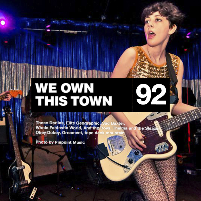 We Own This Town: Volume 92