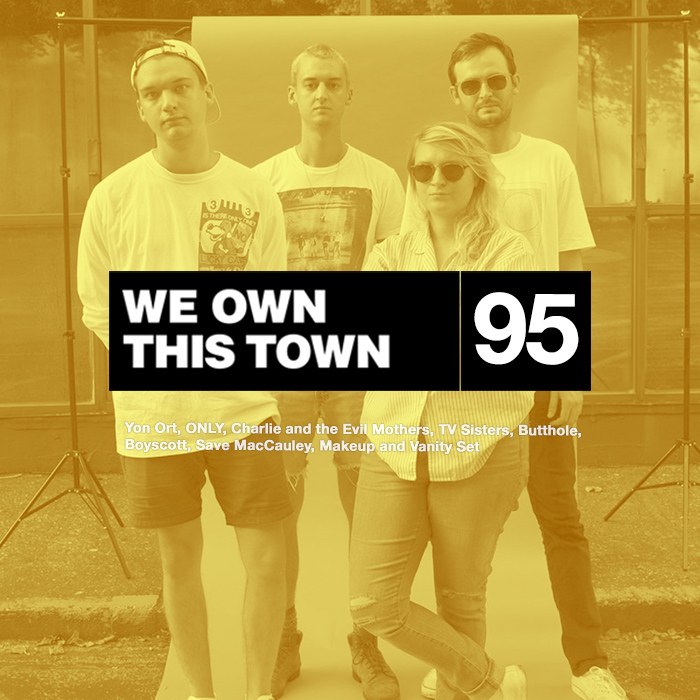 We Own This Town: Volume 95