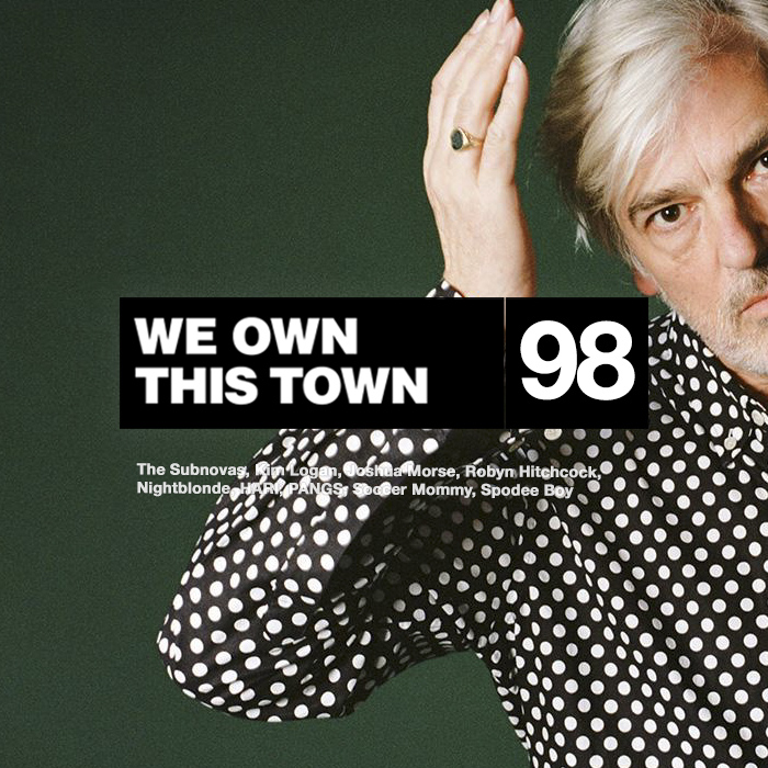 We Own This Town: Volume 98