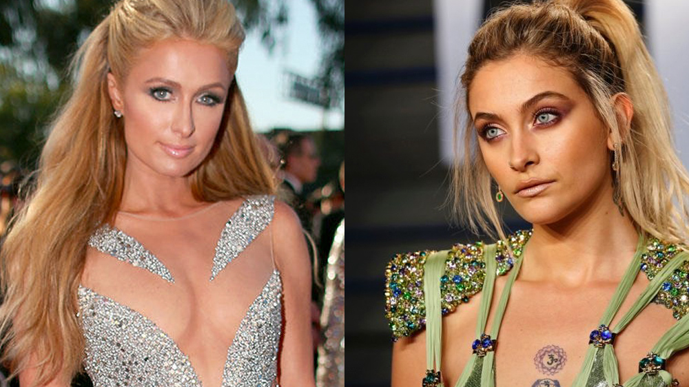 Paris Hilton vs Paris Jackson